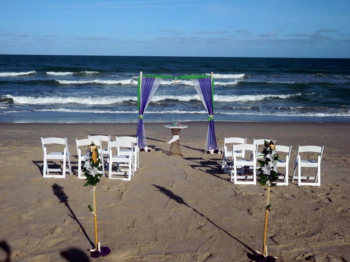 beach wedding melbourne beach fl