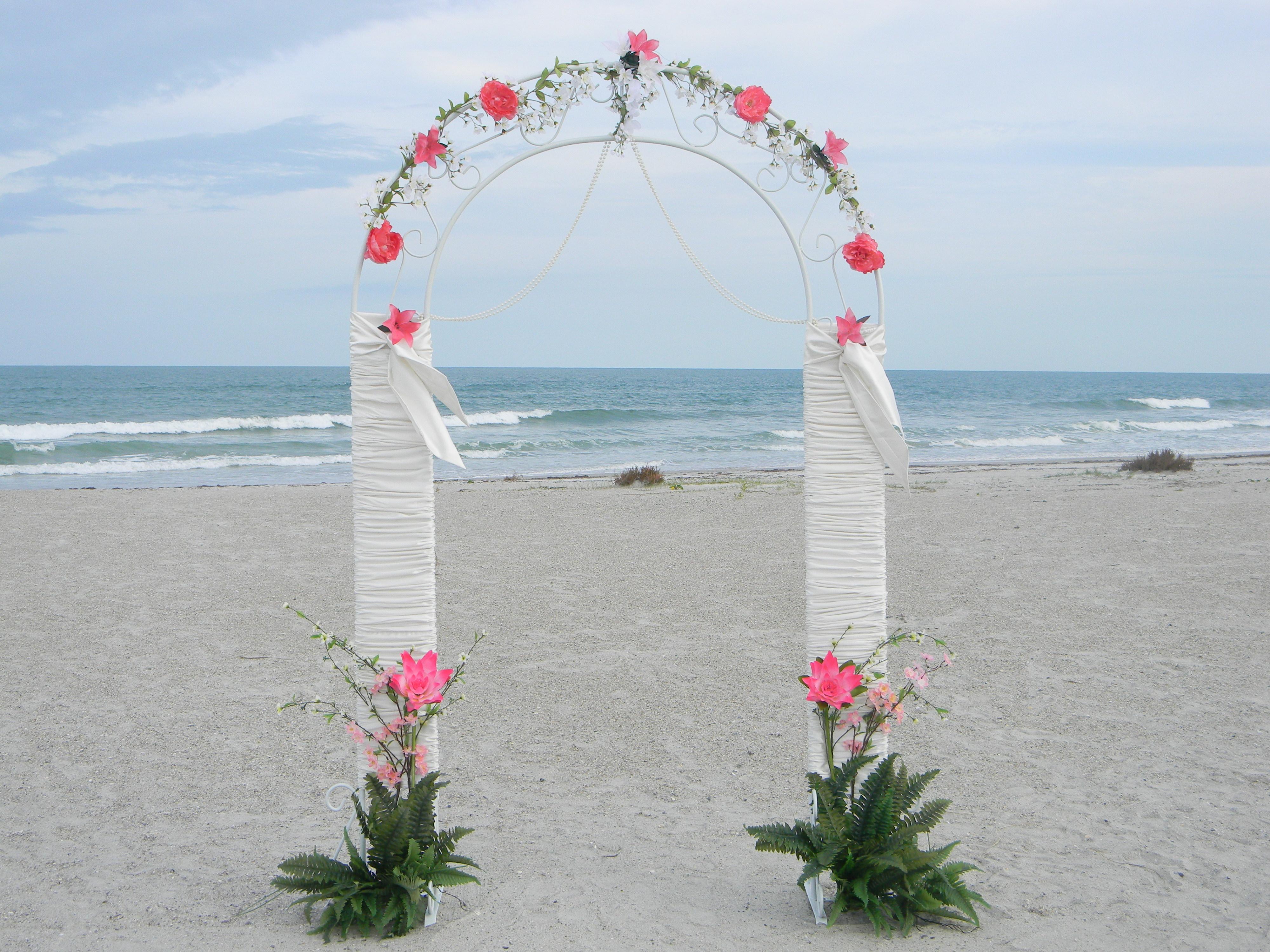 Love Is A Beach Wedding
