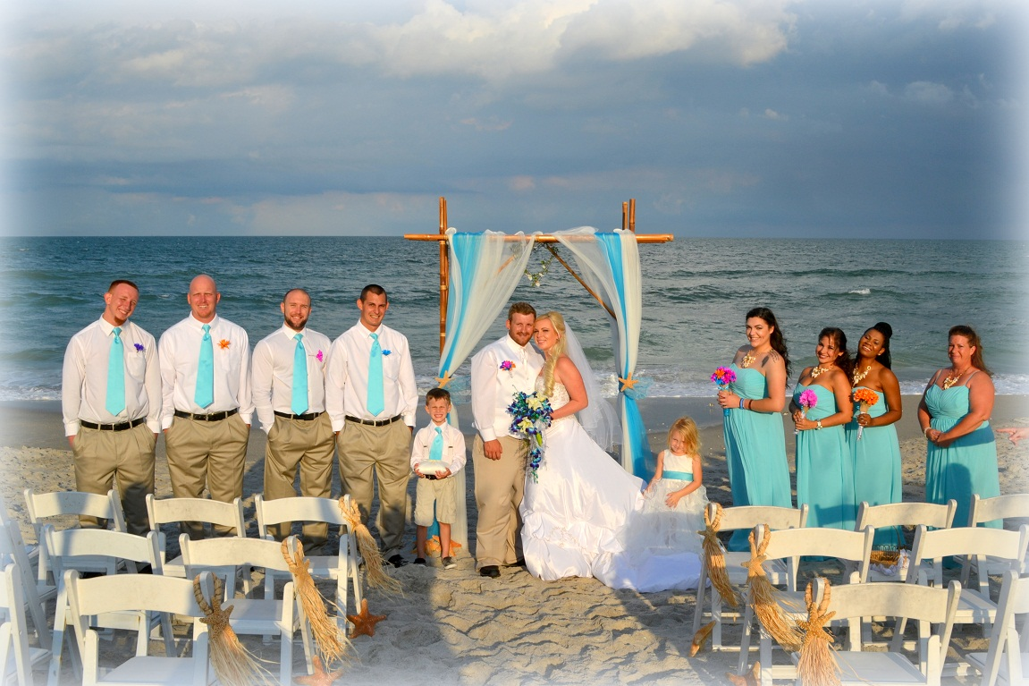 Pelican Beach Clubhouse Wedding Lbwsandhands Florida